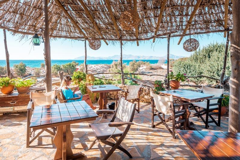 aplo beach bar cafe kos mastichari