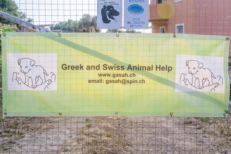 Tierschutz auf Kos
