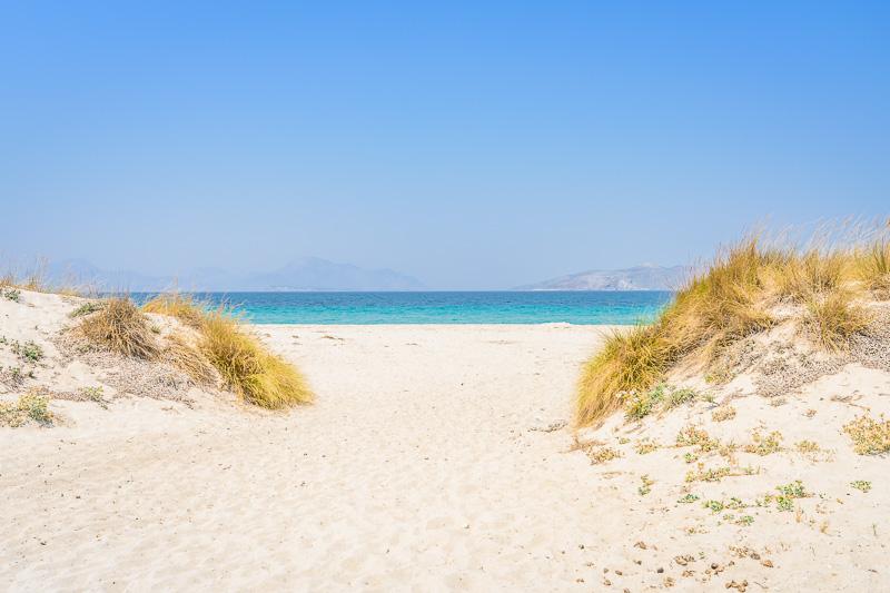 kos-strände-marmari-beach-dünen