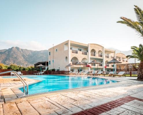 Kos beliebte Hotels Griechenland