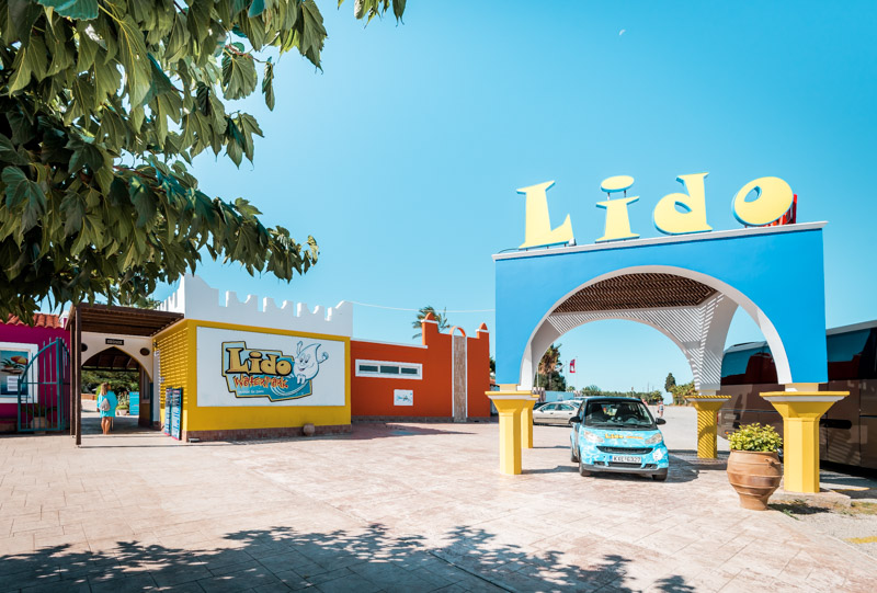 Kos mit Kindern Lido Wasserpark