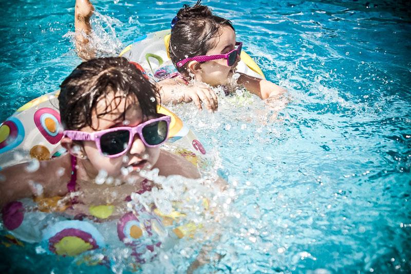 urlaub kos mit kindern baden
