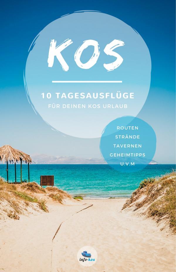 reiseführer kos ebook cover